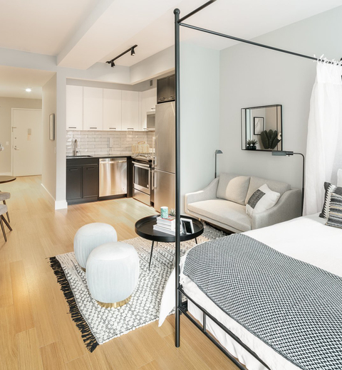 Studio, Civic Center Rental in NYC for $2,894 - Photo 2
