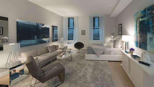 1 Bedroom, Financial District Rental in NYC for $4,285 - Photo 2