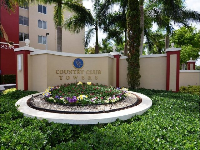 1 Bedroom, Country Club Towers Rental in Miami, FL for $1,336 - Photo 2