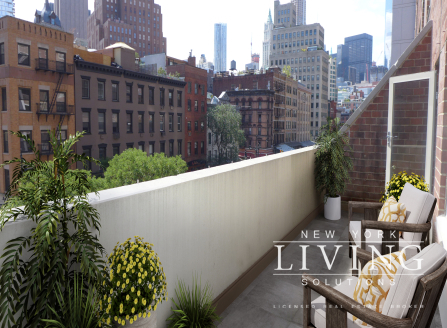 3 Bedrooms, Tribeca Rental in NYC for $4,150 - Photo 2