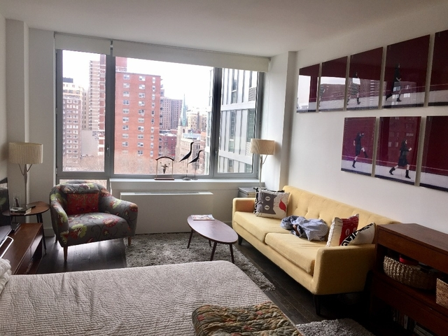 Studio, Manhattan Valley Rental in NYC for $3,600 - Photo 1