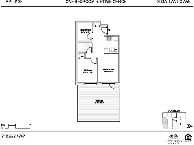 1 Bedroom, Cobble Hill Rental in NYC for $4,226 - Photo 2