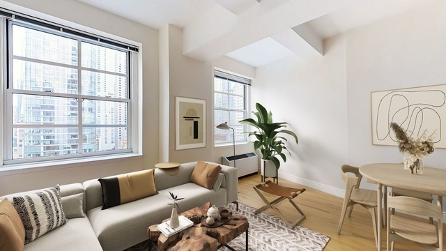 Studio, Financial District Rental in NYC for $1,842 - Photo 1