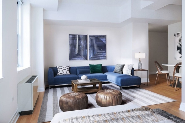 Studio, Financial District Rental in NYC for $3,478 - Photo 1