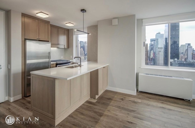 2 Bedrooms, Hell's Kitchen Rental in NYC for $5,949 - Photo 1