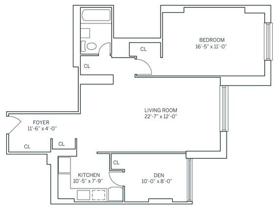 2 Bedrooms, Newport Rental in NYC for $2,740 - Photo 2