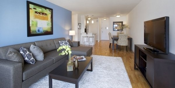 1 Bedroom, Battery Park City Rental in NYC for $3,620 - Photo 2