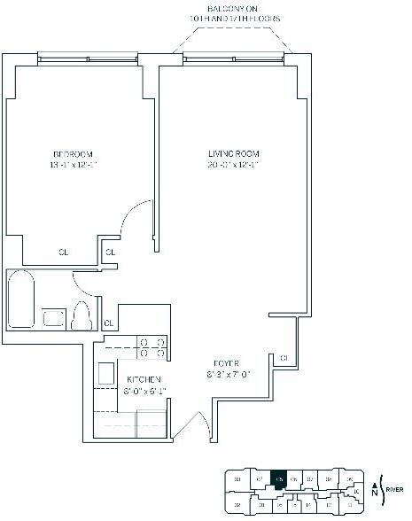 1 Bedroom, Newport Rental in NYC for $2,565 - Photo 2