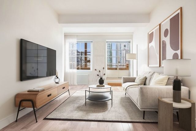 1 Bedroom, Financial District Rental in NYC for $2,455 - Photo 1