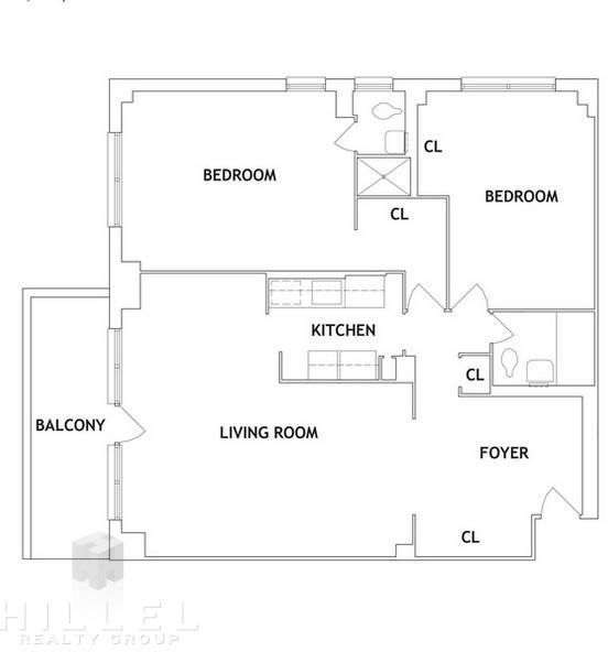 2 Bedrooms, Kew Gardens Rental in NYC for $2,525 - Photo 2