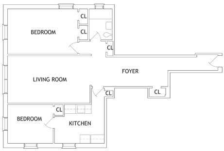 2 Bedrooms, Kew Gardens Rental in NYC for $2,225 - Photo 2