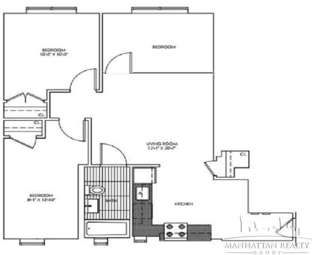 3 Bedrooms, Chelsea Rental in NYC for $5,995 - Photo 2