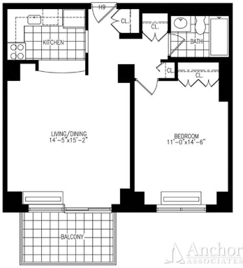 Studio, Murray Hill Rental in NYC for $3,227 - Photo 2