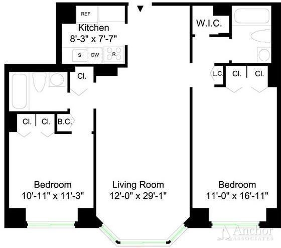 2 Bedrooms, Yorkville Rental in NYC for $5,195 - Photo 2