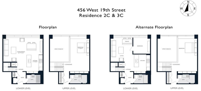 2 Bedrooms, Chelsea Rental in NYC for $8,300 - Photo 2