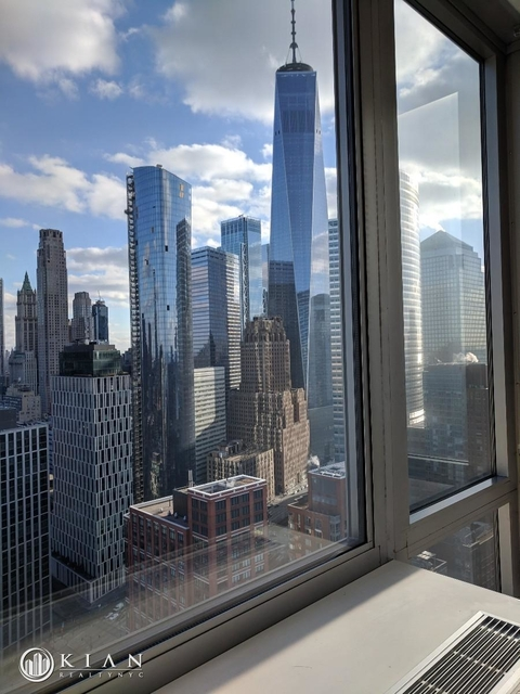 2 Bedrooms, Battery Park City Rental in NYC for $5,617 - Photo 1