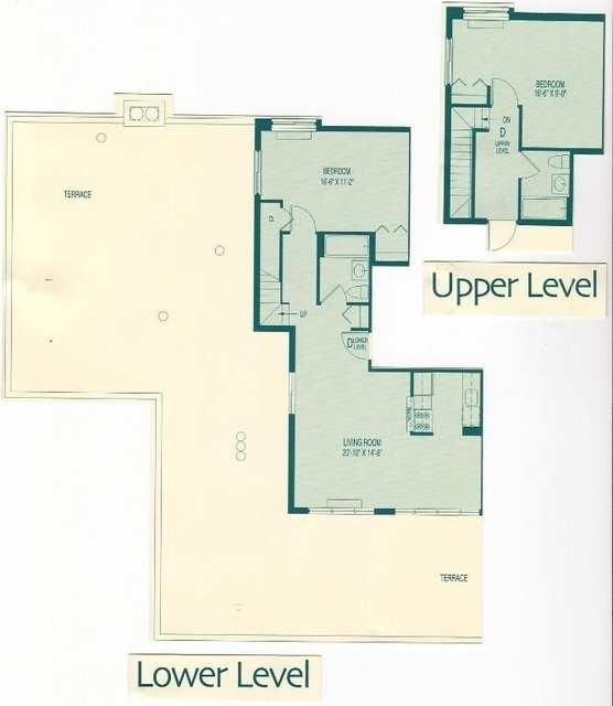 2 Bedrooms, Chelsea Rental in NYC for $7,650 - Photo 2