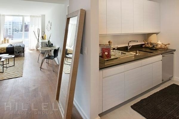 Studio, Hunters Point Rental in NYC for $2,555 - Photo 2
