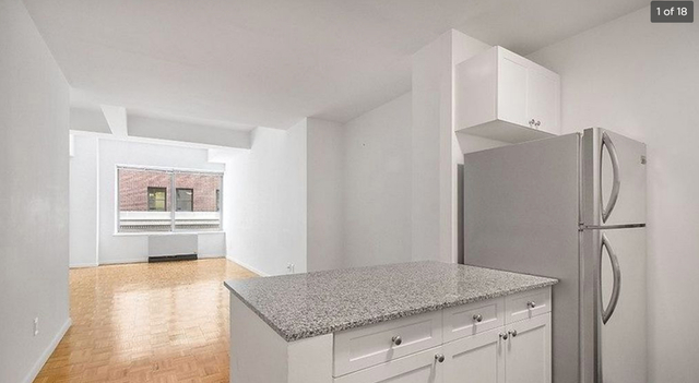 Studio, Financial District Rental in NYC for $2,376 - Photo 1