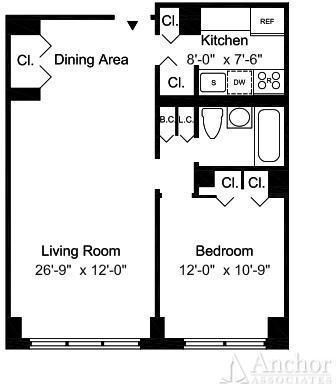 1 Bedroom, Yorkville Rental in NYC for $3,496 - Photo 2