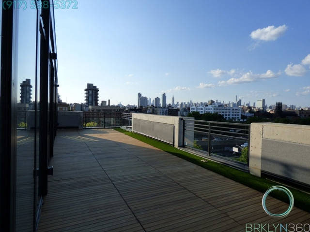 2 Bedrooms, East Williamsburg Rental in NYC for $5,375 - Photo 2