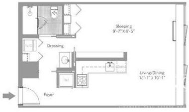 1 Bedroom, Stapleton Rental in NYC for $1,708 - Photo 2