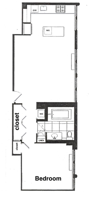 1 Bedroom, SoHo Rental in NYC for $6,900 - Photo 2
