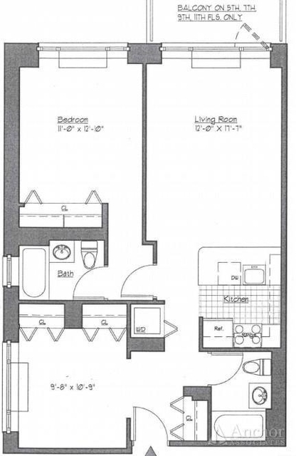 3 Bedrooms, Chelsea Rental in NYC for $5,895 - Photo 2