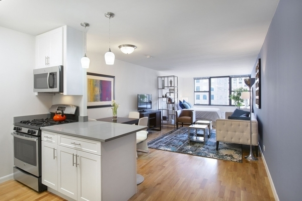 Studio, Battery Park City Rental in NYC for $3,550 - Photo 1
