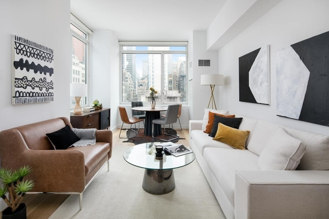 2 Bedrooms, Hell's Kitchen Rental in NYC for $4,671 - Photo 2