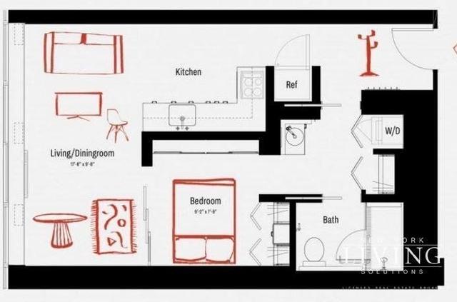 1 Bedroom, Stapleton Rental in NYC for $1,805 - Photo 2