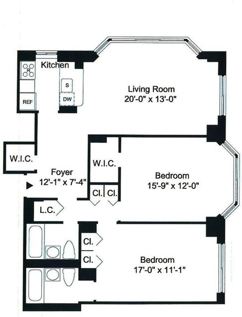 2 Bedrooms, Yorkville Rental in NYC for $5,683 - Photo 2