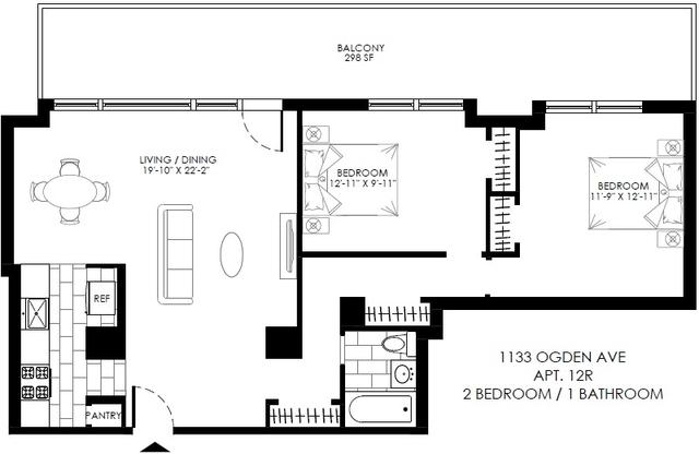 2 Bedrooms, Highbridge Rental in NYC for $2,150 - Photo 2