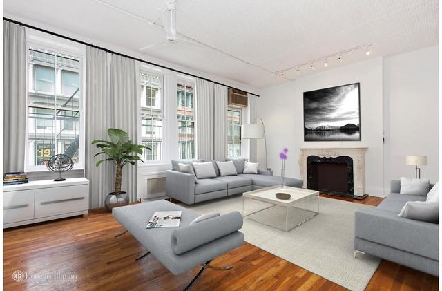 Studio, SoHo Rental in NYC for $8,400 - Photo 1