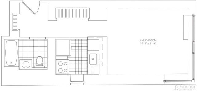 Studio, Lower East Side Rental in NYC for $3,450 - Photo 2