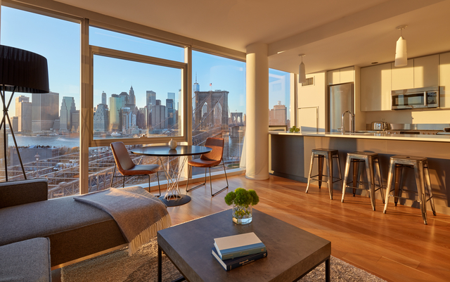 2 Bedrooms, DUMBO Rental in NYC for $6,646 - Photo 2