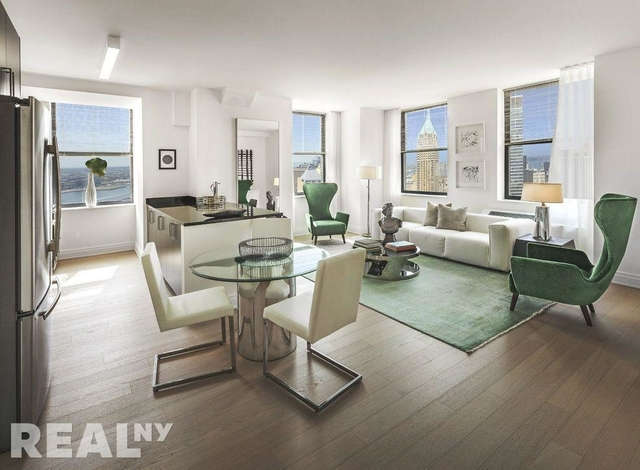 1 Bedroom, Financial District Rental in NYC for $5,960 - Photo 1