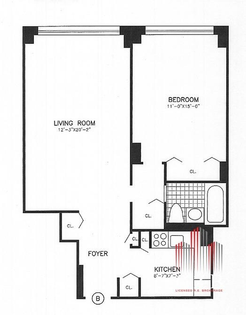 1 Bedroom, Turtle Bay Rental in NYC for $3,850 - Photo 1