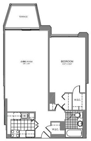 2 Bedrooms, Yorkville Rental in NYC for $3,750 - Photo 2