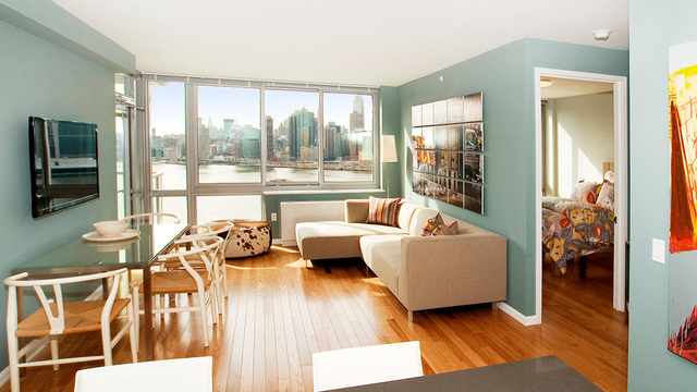 Studio, Hunters Point Rental in NYC for $2,924 - Photo 2
