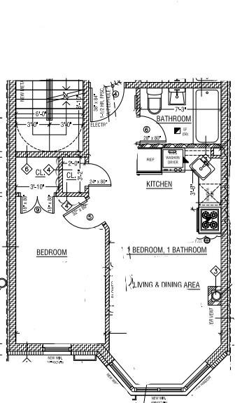1 Bedroom, Bushwick Rental in NYC for $2,078 - Photo 1