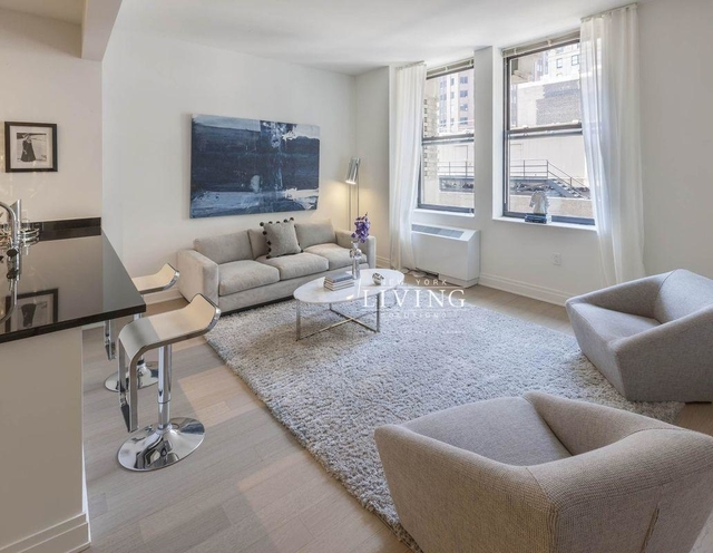 1 Bedroom, Financial District Rental in NYC for $4,995 - Photo 2