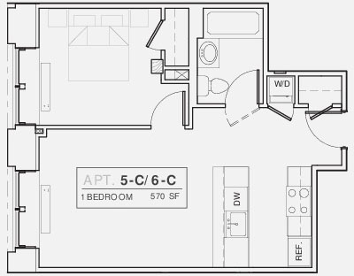 1 Bedroom, DUMBO Rental in NYC for $3,795 - Photo 2
