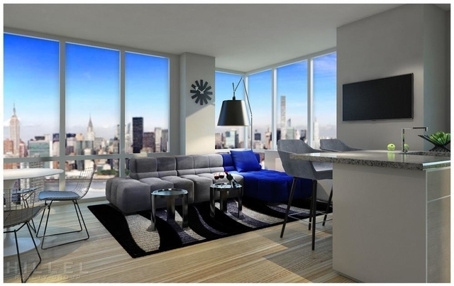 1 Bedroom, Long Island City Rental in NYC for $3,725 - Photo 2