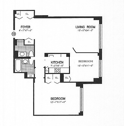 2 Bedrooms, Upper East Side Rental in NYC for $4,650 - Photo 2