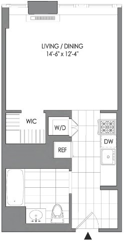 Studio, Long Island City Rental in NYC for $2,395 - Photo 2