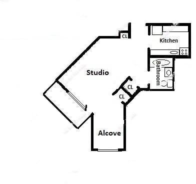 Studio, East Harlem Rental in NYC for $2,350 - Photo 2
