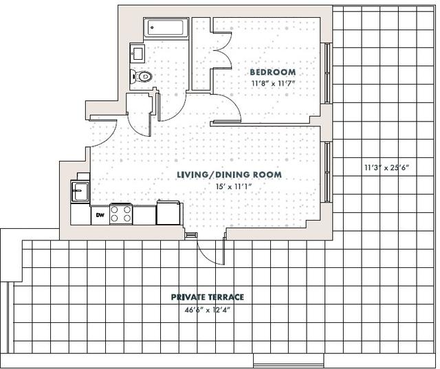 1 Bedroom, Rego Park Rental in NYC for $2,745 - Photo 2