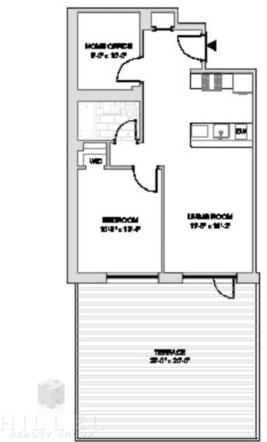 1 Bedroom, Boerum Hill Rental in NYC for $3,282 - Photo 2