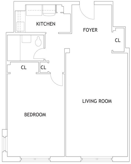 1 Bedroom, Sunset Park Rental in NYC for $1,995 - Photo 2